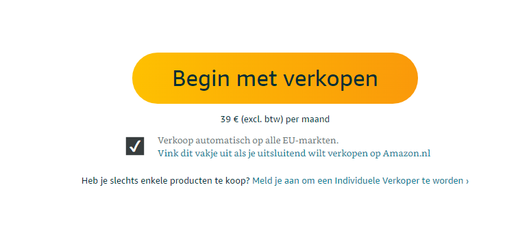 Word vandaag verkoper op Amazon Nederland 2