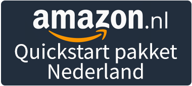Quickstart Amazon Nederland Pakket